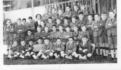 4th Prep A 1959 - small