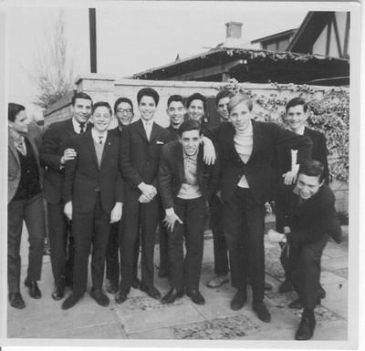 Cumpleaños José Claudio Bogolasky, 1965 - small