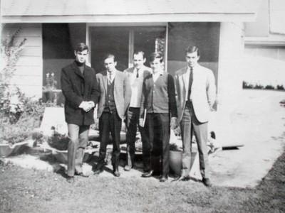 Ricardo Esquivel, Charles King, Lucho de Mayo, Fernando Valle y otros - small