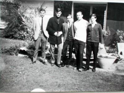 Fernando Valle, Ricardo Esquivel, Charles King, Lucho de Mayo y otros - small