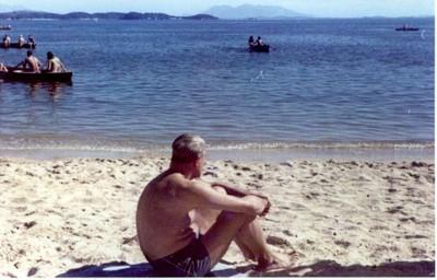 Monsieur Covos (2), Brasil, viaje de estudios 1966 - small