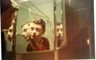 Zacarías Korn (2), viaje de estudios 1966 - small